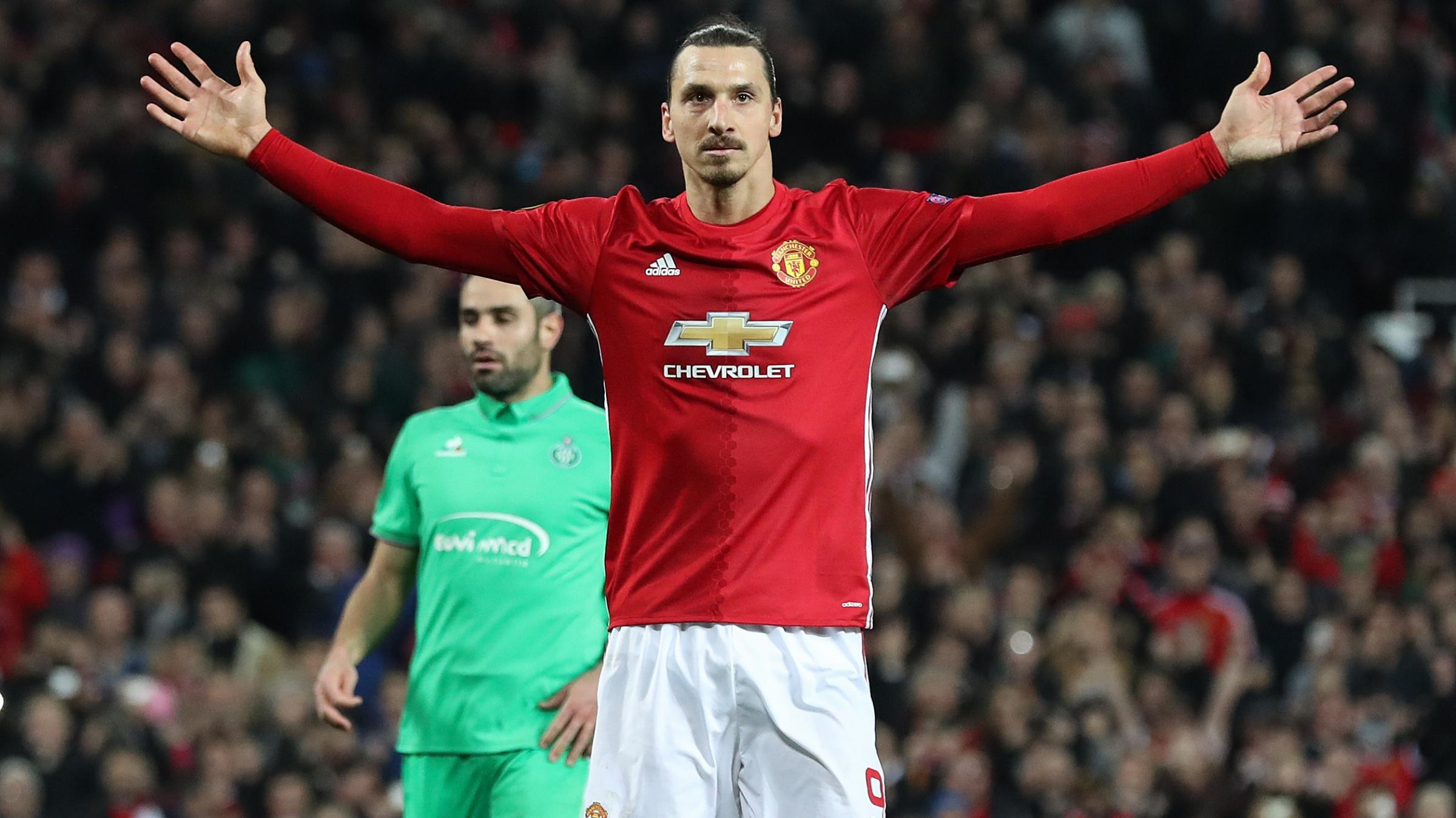 Zlatan Ibrahimovic posts message after being officially released by Man United
