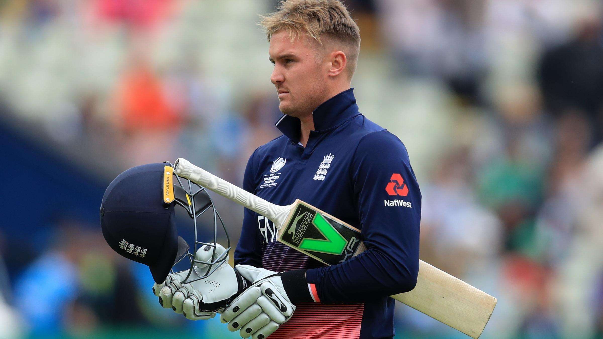 Jonny Bairstow replaces Jason Roy for England against Pakistan